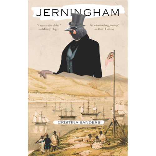 Jerningham by Cristina Sanders (Cuba Press, 2020)